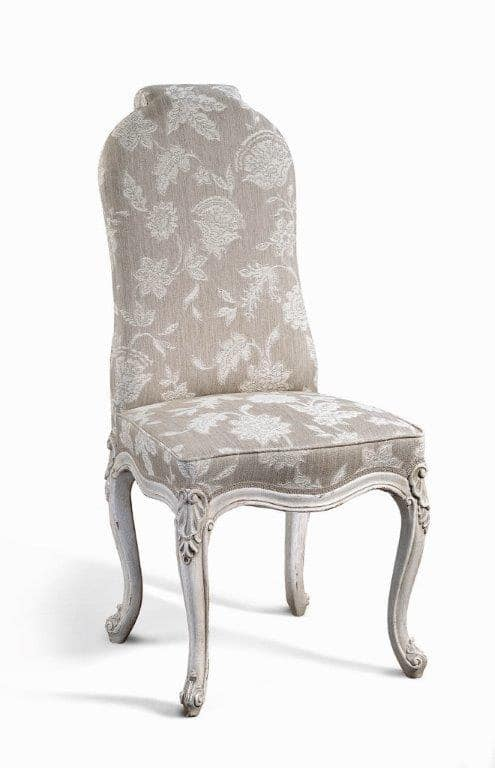 Art. 547s, Classic chair with high backrest for contract use