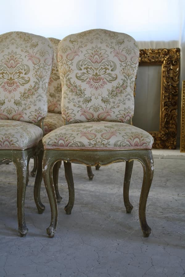 CHAIR ART. 700 VENEZIANO, Classic dining chairs
