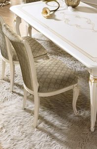 Fenice Art. 1612, Classic style dining chair