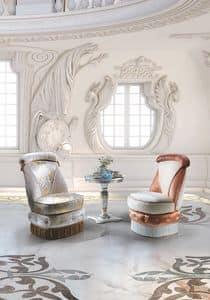 Lisa C/366/3, Classic armchair
