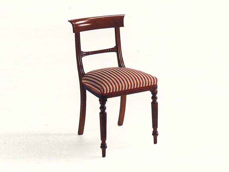Morris, Classic chair for luxurious stay