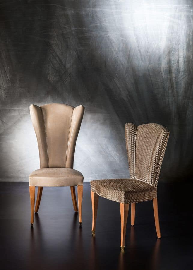 SE50, Classic luxury upholstered chair