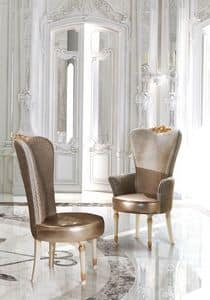 Summertime B/1961/C, Chair in classic luxury style