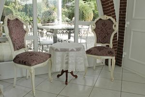 Venere chair, New baroque style chair