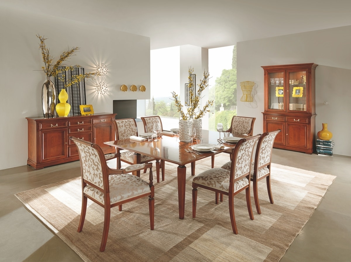 Villa Borghese chair 1370, Directoire style chair