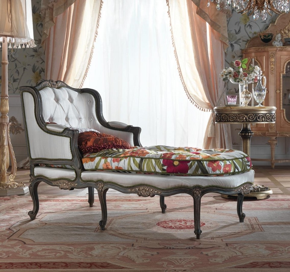 Lariana dormeuse, Classic style daybeds