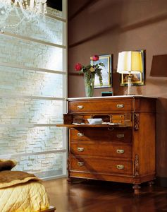 80-16 chest of drawers, Solid wood dresser