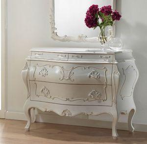 Art. 20937, Dresser with precious decorations