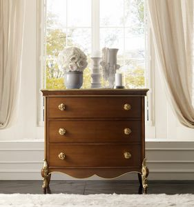 Li� walnut chest of drawers, Dresser for classic style bedrooms