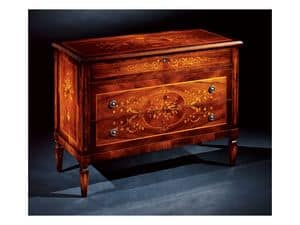 Maggiolini chest of drawers 701, Luxury classic chest of drawers