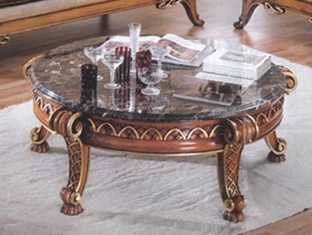 2951 tavolino, Classic style coffee table
