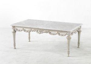 4744, Louis XVI style coffee table