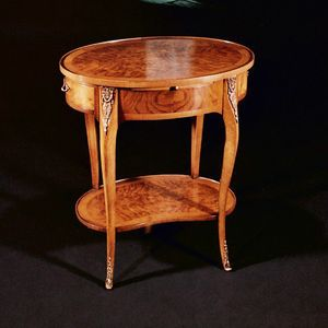 Art. 118/N  Ambulante, Classic Louis XV style side table