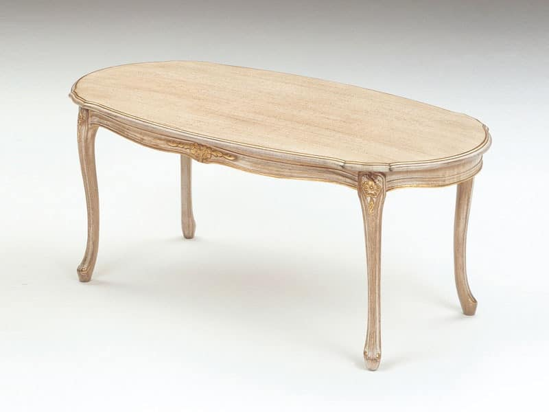 Art. 263, Wooden tables, pickled finish, for luxury suites
