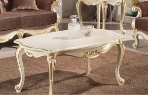 Art. 3704, Classic coffee table for living room