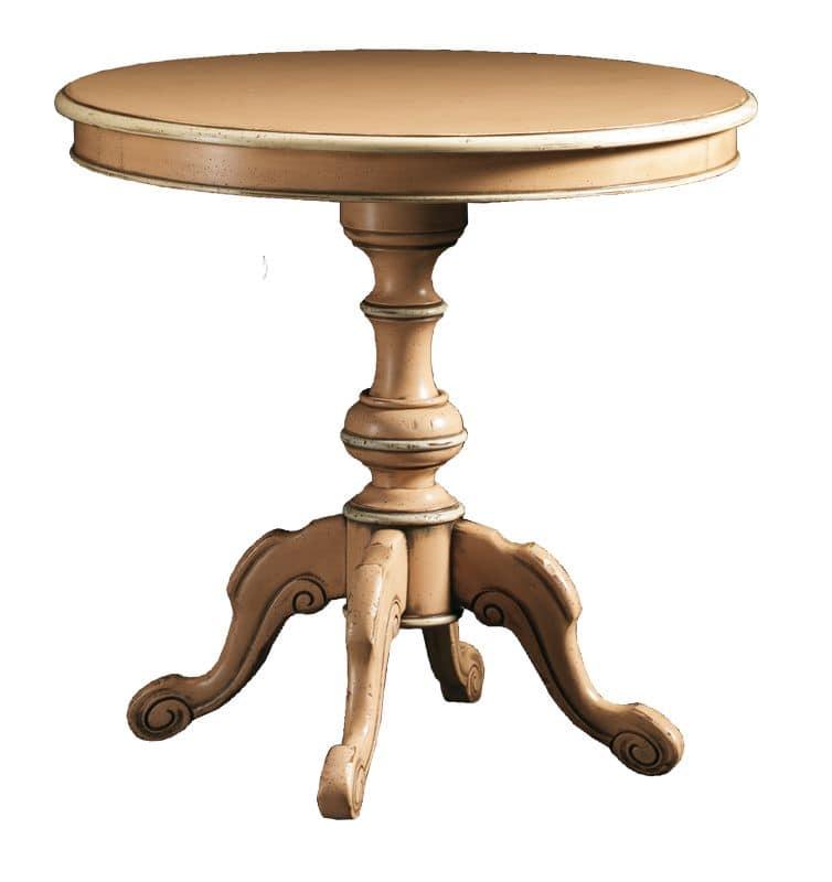 Guglielmo FA.0116, Round table in Baroque stile