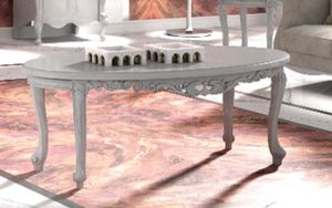 Smeraldo Art. 5014, Coffee table in lacquered wood