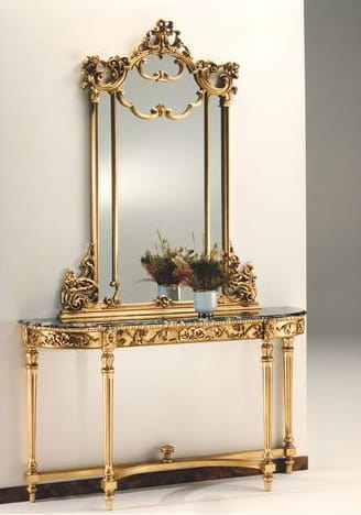 2635 console, Louis XVI style console table