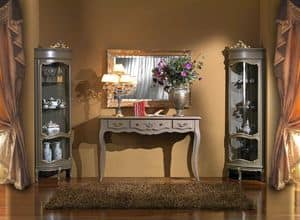 3610 CONSOLE TABLE, Classic console table suited for villas and hotel