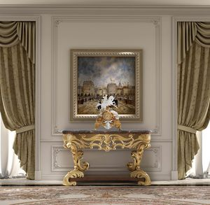Art. 506, Opulent carved console