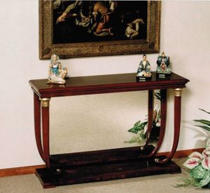 M 400, Empire style console table with wooden or marble top