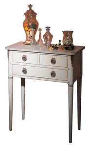 Valence VS.5028, Directoire console table with three drawers