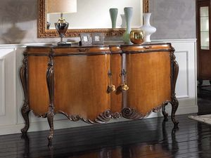 Alexander sideboard, Classic sideboard, in 1700 style