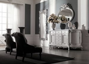 Art. 0147, Luxurious classic-style sideboard with drawers