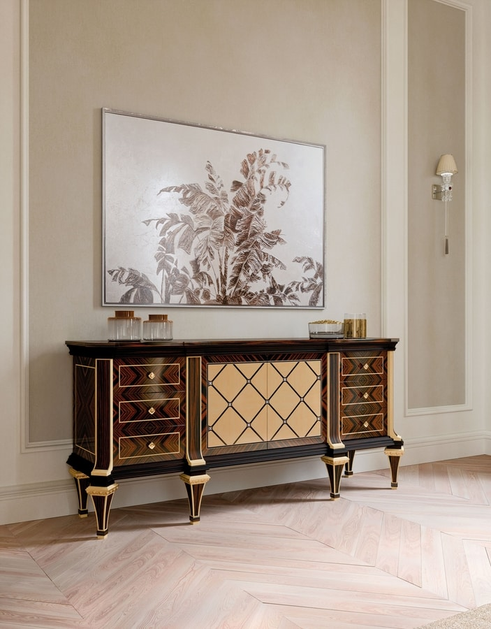 ART. 3440, Sideboard with drawers