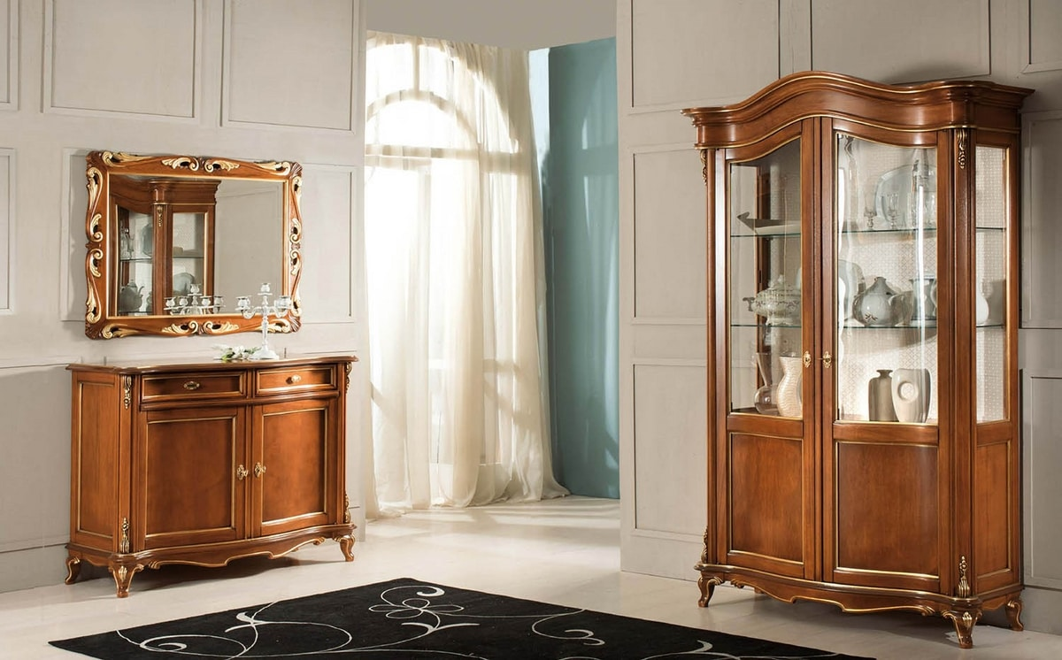Art. 3524, Sideboard in liberty style