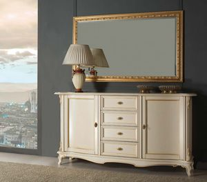 Art. 3742, Classic sideboard, with drawers