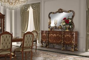 Art. 504, Luxurious carved sideboard