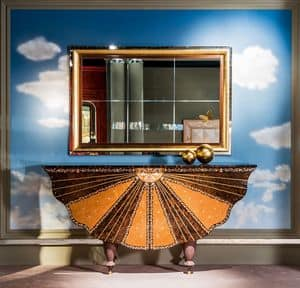 CR54 Farfalla, Butterfly classic sideboard, for lusury hotels