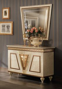 Fantasia 2 doors sideboard, Luxury sideboard for dining room