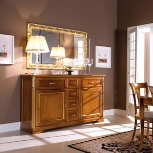 La Maison MAISON605T, Sideboard of seventeenth-century taste