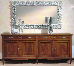 Luigi XVI 160, Classic sideboard, available in various sizes