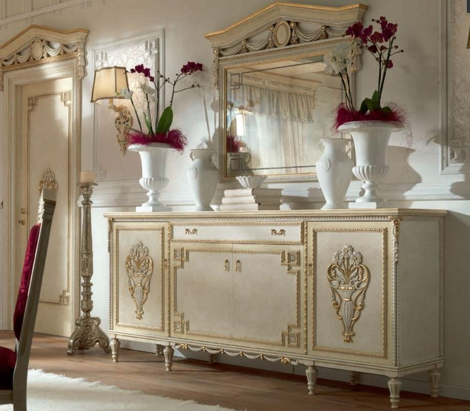 San Pietroburgo Art. CRE02/L228, Sideboard for classic style dining room