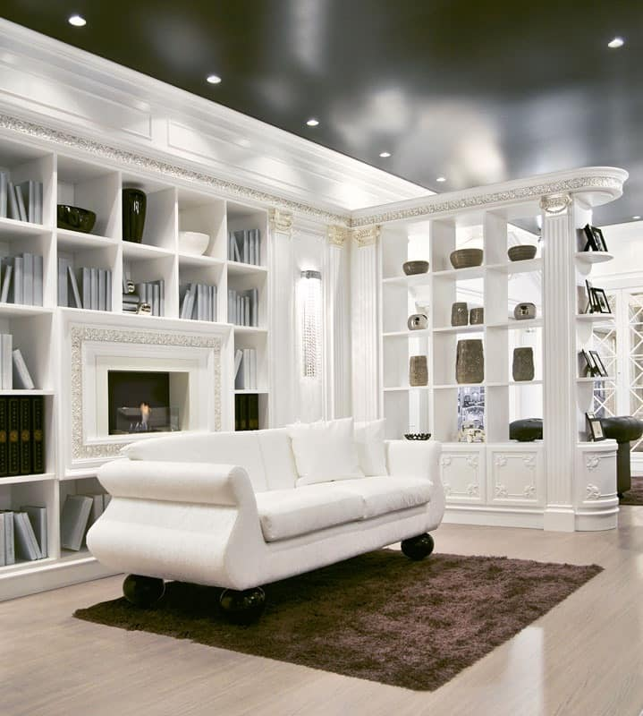 Decorative Panneling For Living Room Modular Luxury