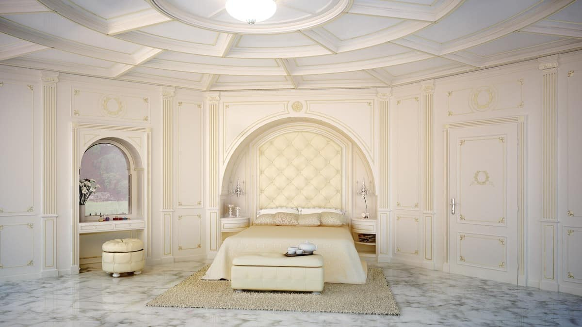Luxury Classic Panelling In Different Materials For
