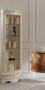 ART. 2832, Classic style corner cabinet