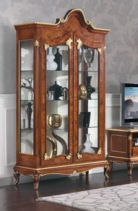 Art. 3048, Art Dec� style display cabinet
