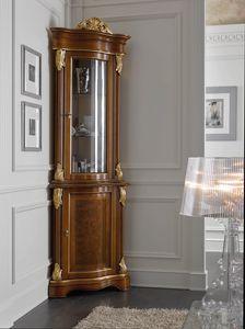 Brianza corner cupboard, Classic style corner cupboard