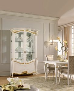 Fenice Art. 1602, Elegant showcase for dining room