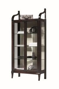 Grand Canyon DU.0003.SP, Classic style showcase with 2 doors, customizable