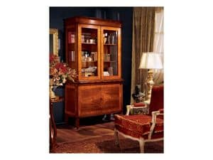 Maggiolini cabinet 744, Luxury classic display cabinet