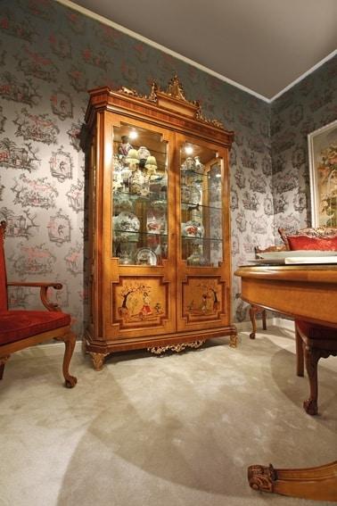 Showcase 1306, Luxury Chinese style showcase