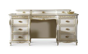 5028, Carved dressing table, classic style