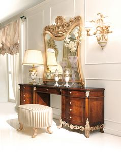 Art. 800/T, Dressing table with drawers