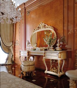 Art. 810/T, Classic style dressing table with drawers
