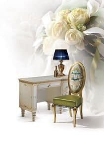 Calipso C/594/1, Dressing table with drawers, for Bedroom
